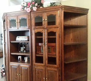 Entertainment Center $98 for Sale in Loxahatchee, FL