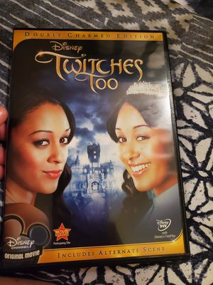Disney Twitches Too DVD for Sale in Lakeland, FL