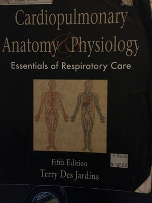 Essentials of Respiratory Care 5th edition for Sale in Klamath Falls, OR