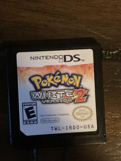 Pokémon White 2 for Sale in Glendora,  CA