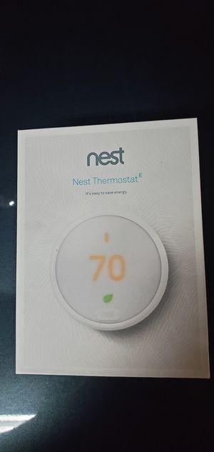 Nest e Thermostat e for Sale in Santa Ana, CA