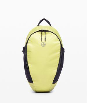 NEW Lululemon Fast Free Backpack Bag - 13L Lemon Vibe High Visibility Running for Sale in Bellevue, WA