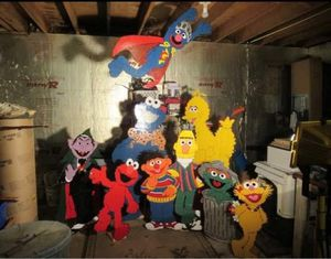 Hand Made Sesame Street Decorations for Sale in Naugatuck, CT