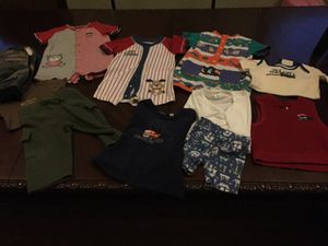 12 months baby clothes for Sale in Columbus, OH