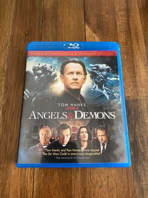 Angels & Demons (Blu-ray) for Sale in Broomfield, CO