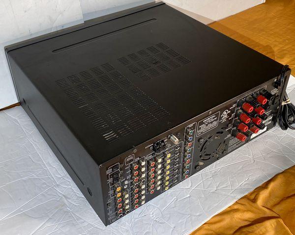ONKYO TX-DS787 AV STEREO RECEIVER