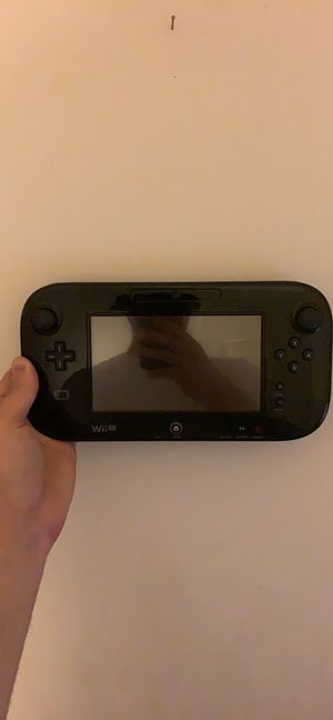 Nintendo Wii U (Black 32gb) for Sale in Louisville, KY