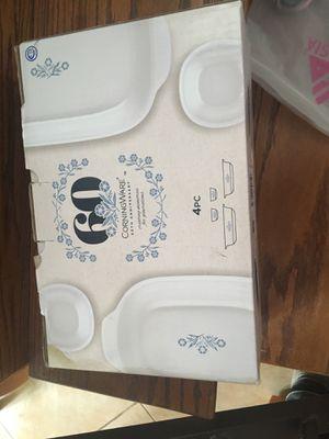 CORNINGWARE New in box for Sale in Santa Clarita, CA