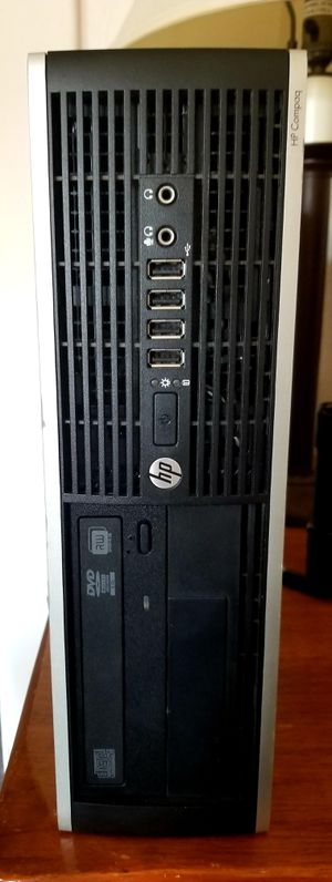 HP ELITE 8300 SFF DESKTOP COMPUTER, I5, 8GB RAM, USB 3.0 BUY THIS WEEKEND, GET A DEAL! for Sale in Fresno, CA