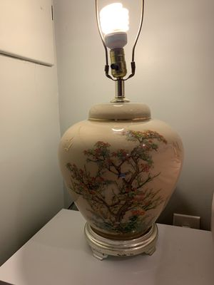 Antique decorative lamp for Sale in Laurel, MD