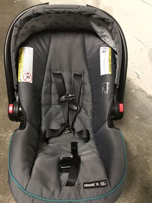 Graco Snugride 35 car seat and stroller for Sale in Seattle, WA