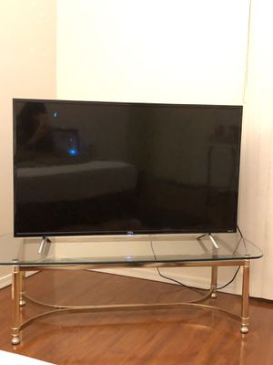 "TCL ROKU TV FOR SALE 49"" for Sale in Chandler, AZ"