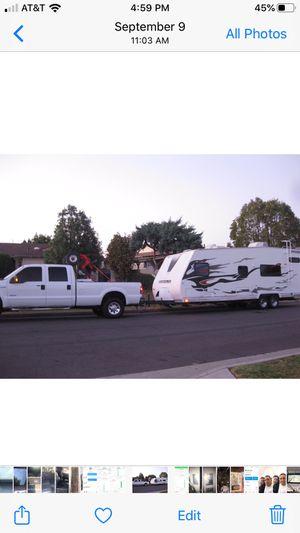 2008 Toy Hauler Fleetwood Nitrous 26ft for Sale in Whittier, CA