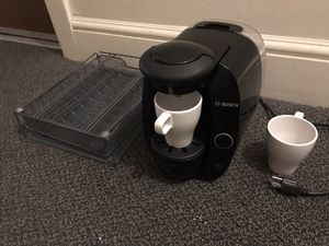 Bosch Tassimo Beverage System and Coffee Maker + Extras for Sale in San Francisco, CA
