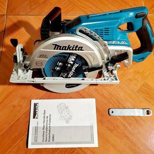 Makita( XSR01) 18v Brushless Circular Saw - Rear Handle for Sale in Chula Vista, CA