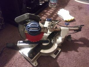 Kobalt miter saw in great condition for Sale in Hemet, CA