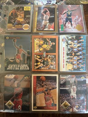 1970-2000s vintage basketball, baseball and hockey for Sale in Foxborough, MA