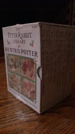 The Peter Rabbit Library for Sale in San Jose, CA