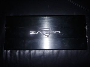 Zapco ST-1650XM monoblock Class D amplifier for Sale in La Vergne, TN
