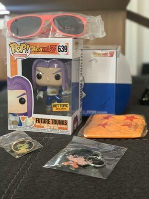 Funko Pop! dragonball Z capsule Corp collectors box for Sale in Chesapeake, VA