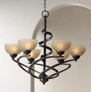 Franklin Iron Works Chandelier for Sale in Thornton, CO