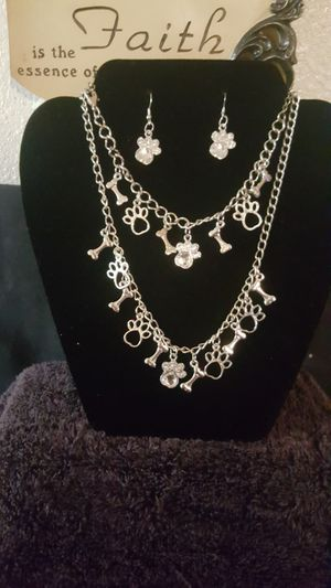 PAWS Jewelry Set for all Occasions for Sale in Detroit, MI