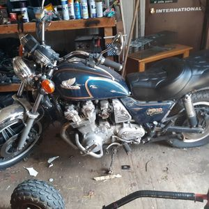 1980 and 1981 Honda's - Rare 900 cc for Sale in Quincy, OH