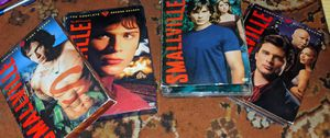 Smallville: the complete 1st, 2 ND, 4 the and 6 th series for Sale in Port Allen, LA