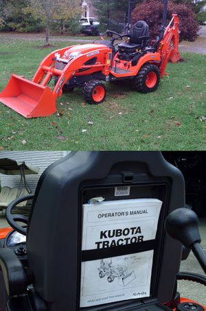 LowestPrice2016 Kubota BX 25D Low 45 Hrs for Sale in El Monte, CA