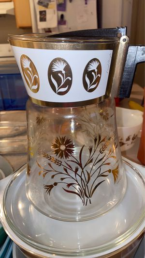 Pyrex coffee pot vintage for Sale in Loveland, CO