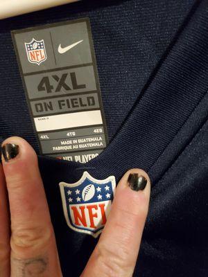 NFL sports jersey size 4x for Sale in Wenatchee, WA