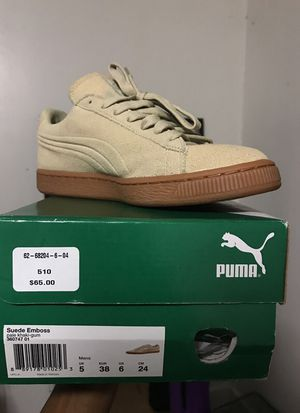 Kids puma size 6 for Sale in Pittsburgh, PA