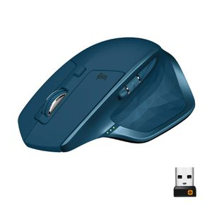 Logitech MX Master 2S Wireless Mouse Hyper-Fast Scrolling, Ergonomic Shape Teal for Sale in Los Angeles, CA