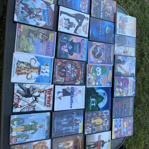 Disney DVDs And Miscellaneous DVDs for Sale in Riverview, FL