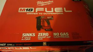 milwaukee nail gun for Sale in Saugus, MA