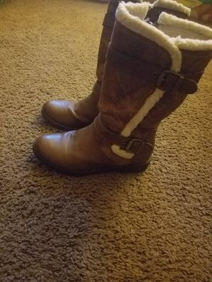 Boots. Size 1.5 for Sale in Everett, WA