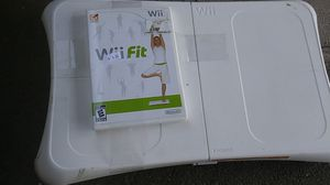 Wii step with dvd for Sale in Tempe, AZ