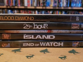 Miscellaneous DVDs for Sale in Kemah,  TX