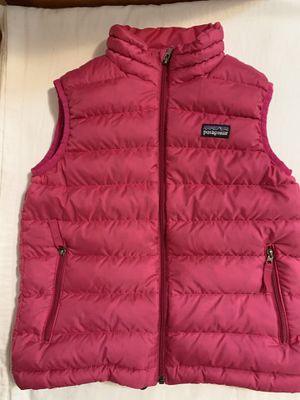 Patagonia goose down vest. for Sale in Burien, WA