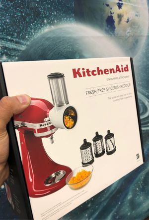 Kitchen aid attatchment stand mixer new for Sale in Houston, TX