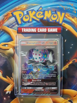 Blacephalon GX pokemon card ultra rare for Sale in Northglenn, CO