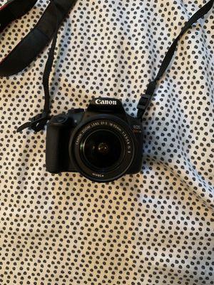 camera Canon EOS Rebel T6 for Sale in Pembroke Pines, FL
