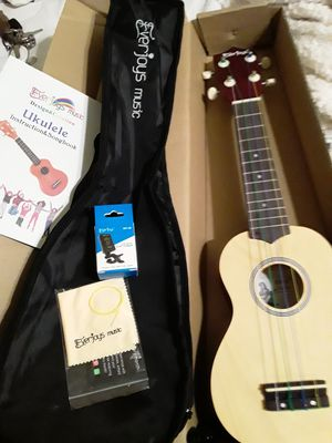 Everjoys music ukulele for Sale in Fort Worth, TX