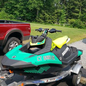 2019 seadoo spark trix 3 up for Sale in Newtown, CT