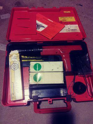 Hilti nail gun Dx 350 for sale $ 150 for Sale in Philadelphia, PA