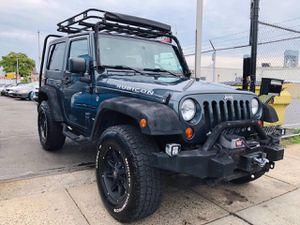 2008 Jeep Wrangler for Sale in Newark, NJ