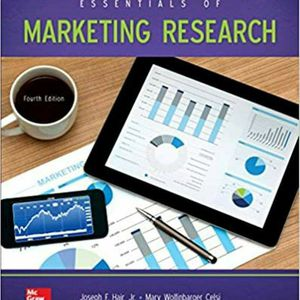 Essentials of Marketing Research 4th Edition ebook PDF for Sale in Ontario, CA