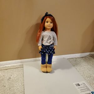 Our Generation 18 Inch Doll: Kendra for Sale in Garden Grove, CA