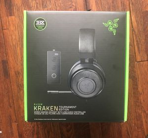 Razor Kraken gaming headset for Sale in Muscatine, IA