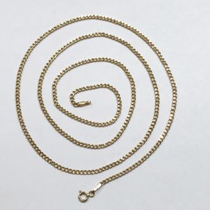 """10K Yellow Gold Unisex Curb Link Chain 26"""" $119.99 for Sale in Tampa, FL"""